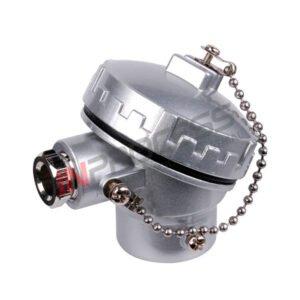 Cabezales para Sensores de Temperatura