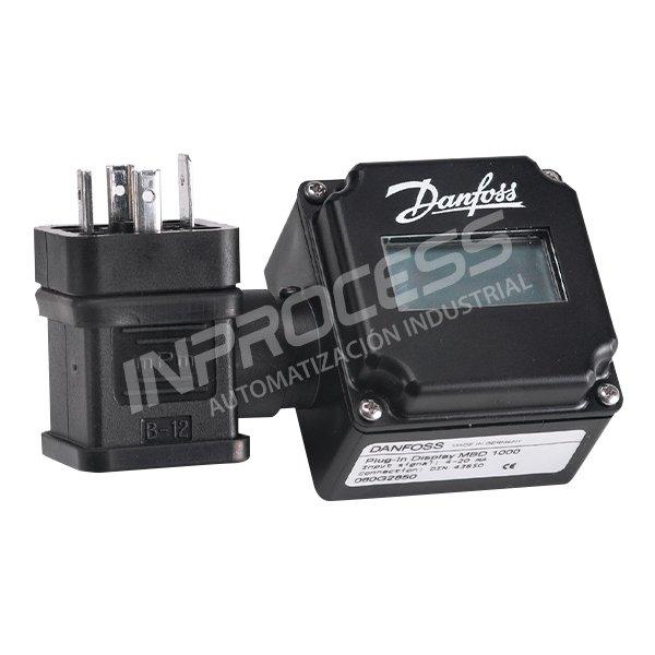 MBD 1000 – Display Local – Transmisor de Presión