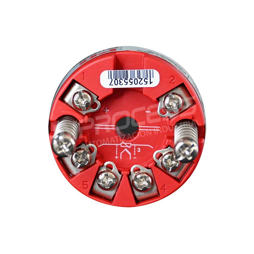 5334A – Transmisor 2 hilos Termocuplas