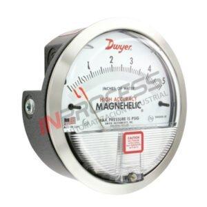 Manómetro Diferencial – SERIE 2000