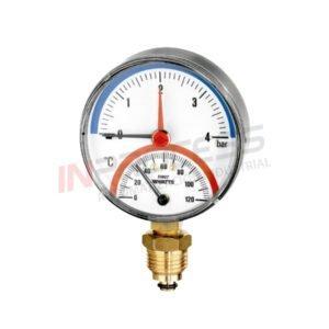Termomanómetro