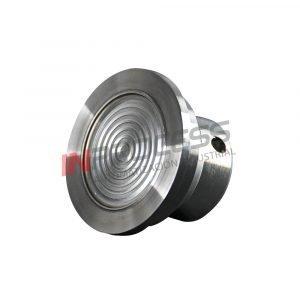 Manómetro sello clamp